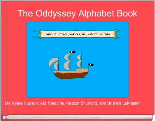 The Oddyssey Alphabet Book