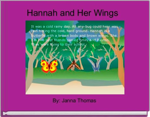 Hannah and Her Wings