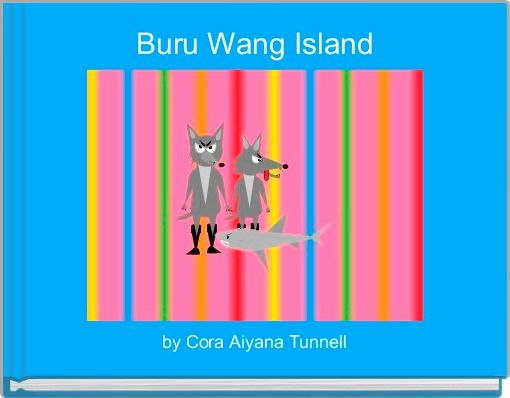 Buru Wang Island