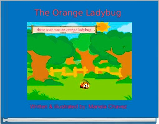 The Orange Ladybug