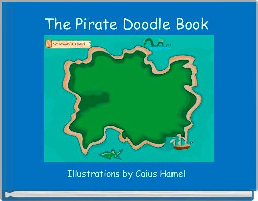 The Pirate Doodle Book