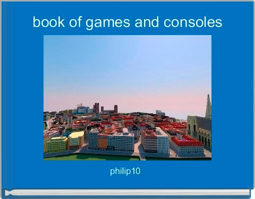 book of games and consoles
