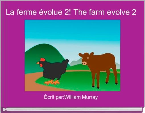 La ferme évolue 2! The farm evolve 2
