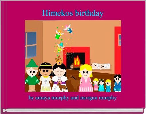 Himekos birthday