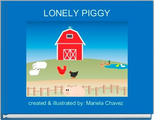LONELY PIGGY