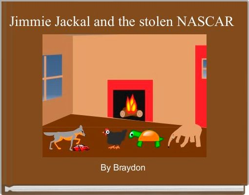 Jimmie Jackal and the stolen NASCAR