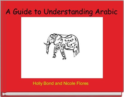 A Guide to Understanding Arabic