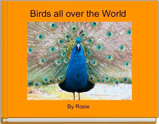 Birds all over the World