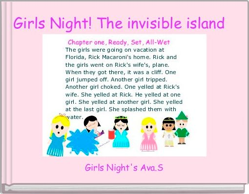 Girls Night! The invisible island