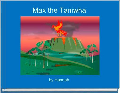 Max the Taniwha