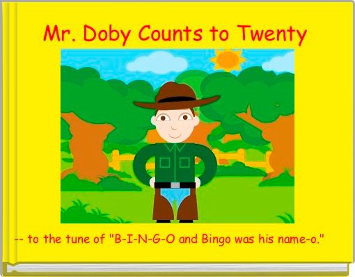 Mr. Doby Counts to Twenty