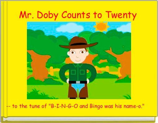 Mr. Doby Counts to Twenty