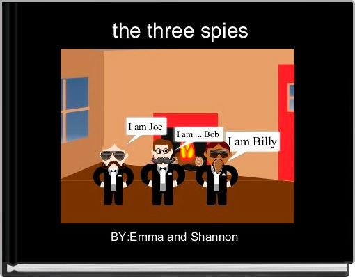 the three spies