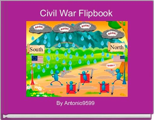 Civil War Flipbook