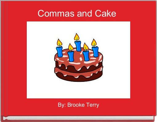 Commas and Cake