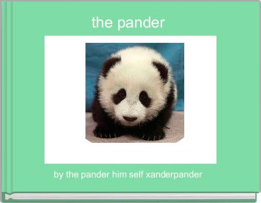 the pander