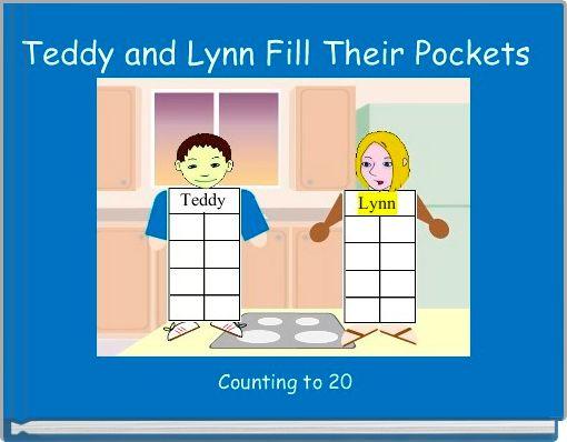 Teddy and Lynn Fill Their Pockets