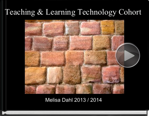 Book titled 'Teaching & Learning Technology Cohort'