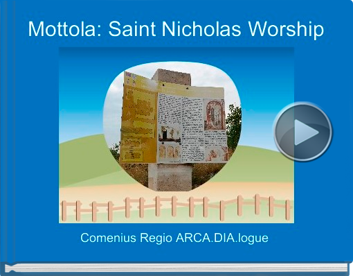 Book titled 'Mottola: Saint Nicholas Worship'