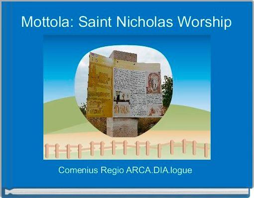 Mottola: Saint Nicholas Worship