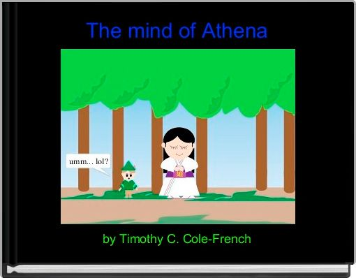 The mind of Athena