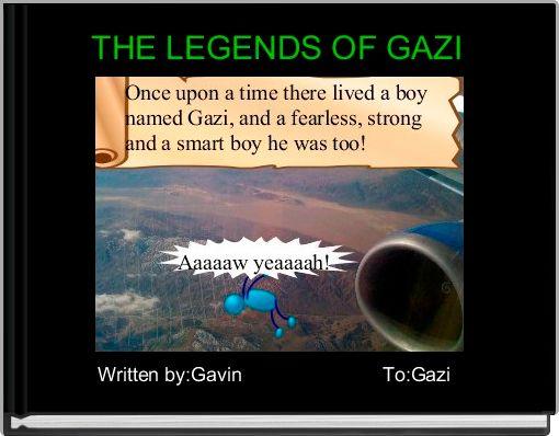 THE LEGENDS OF GAZI