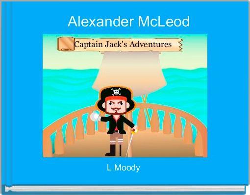 Alexander McLeod