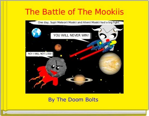 The Battle of The Mookiis