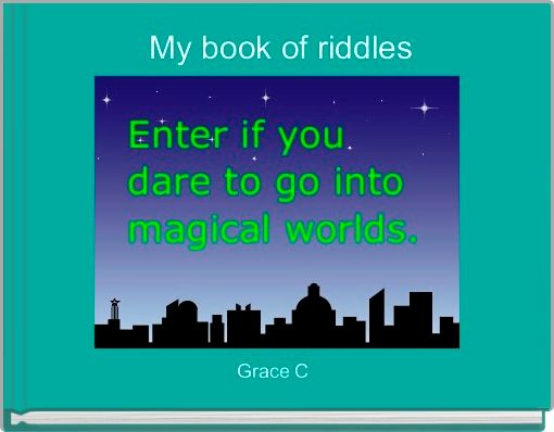 My book of riddles
