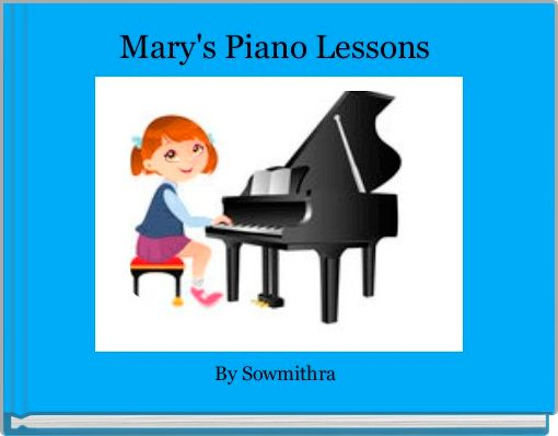 Mary's Piano Lessons