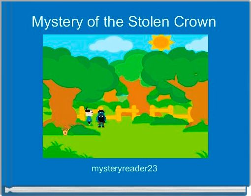 Mystery of the Stolen Crown