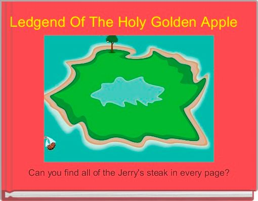 Ledgend Of The Holy Golden Apple