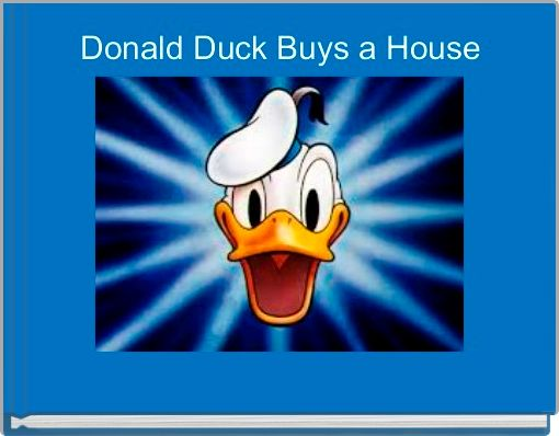 Donald Duck Buys a House