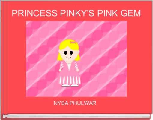 PRINCESS PINKY'S PINK GEM