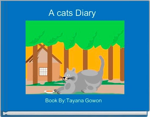 A cats Diary