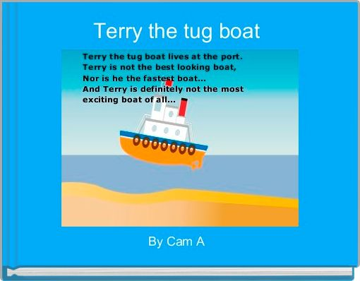 Terry the tug boat