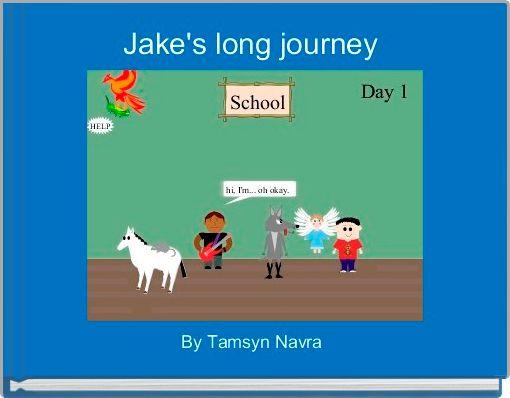 Jake's long journey