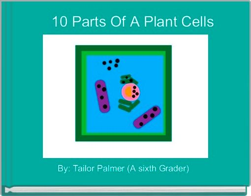 10 Parts Of A Plant Cells