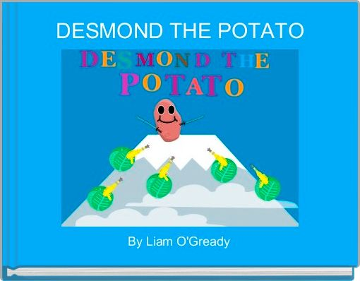 DESMOND THE POTATO