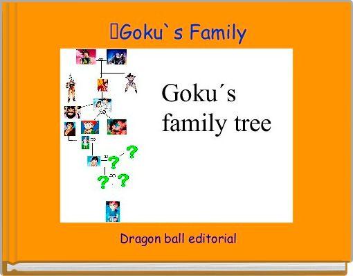 Goku`s Family