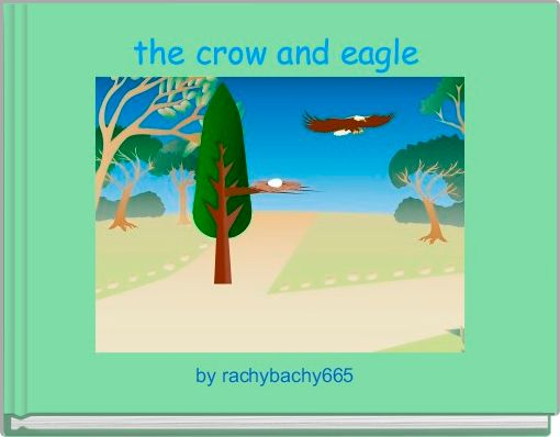 the crow and eagle