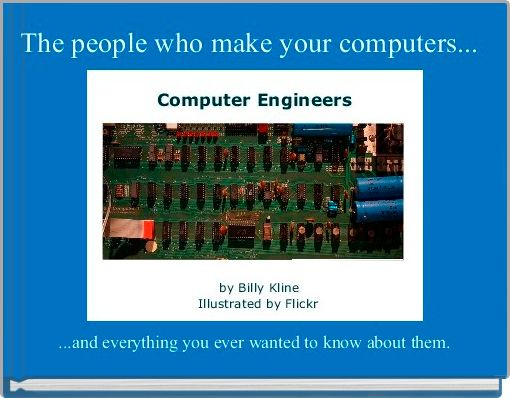 The people who make your computers...