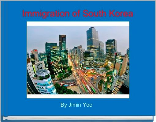 Immigration of South Korea