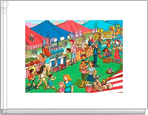 Katy Can't Wait For The Carnival!