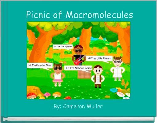 Picnic of Macromolecules