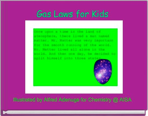 Gas Laws for Kids