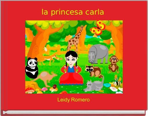 la princesa carla