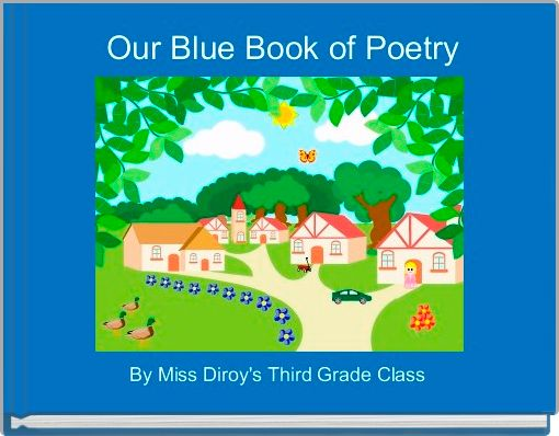 Our Blue Book of Poetry