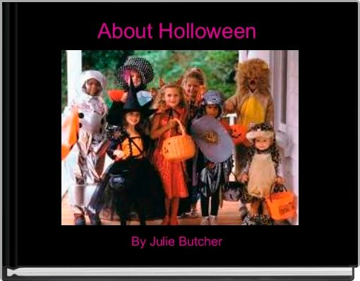 About Holloween
