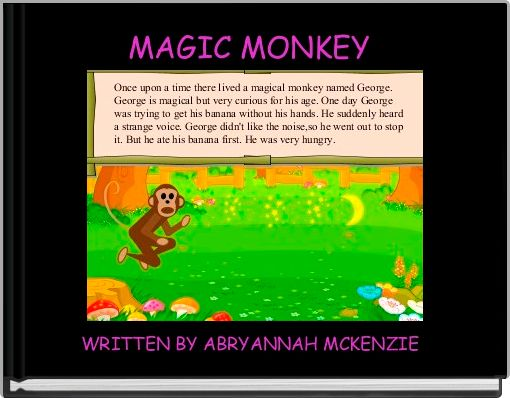 MAGIC MONKEY